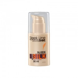 Stapiz Sleek Line jedwab do włosów, 30 ml