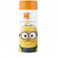 Corsair Toiletries Ltd. Minion 2in1 Shampoo & Conditioner Minionki 2w1 Szampon i Odżywka 400 ml