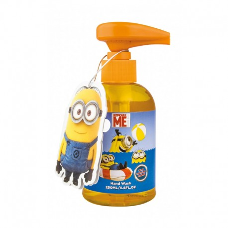 Corsair Toiletries Ltd. Minion Hand Wash with Giggling Sound Minionki Mydło z dźwiękiem 250 ml